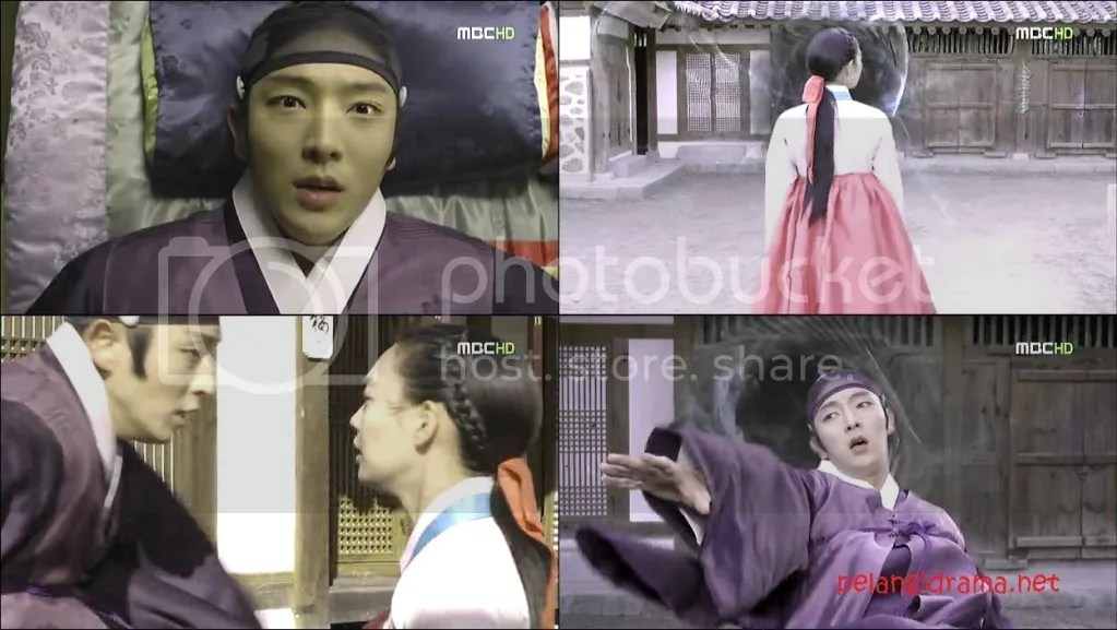 Sinopsis Arang and the Magistrate Episode 20