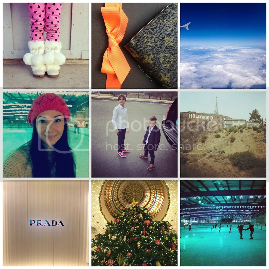 Beautiful Kayekie on Instagram 2013 Holiday