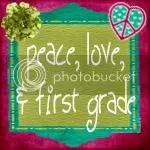 Peace, Love, & First Grade