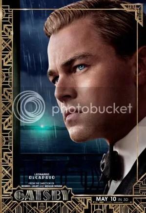 Leonardo DiCaprio En gran Gatsby