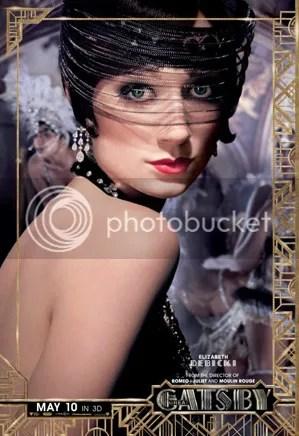 Elizabeth Debicki El gran Gatsby
