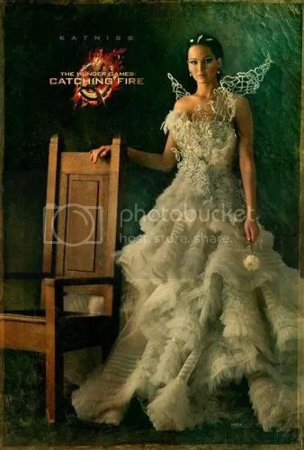 Jennifer Lawrence como Katniss Evergreen