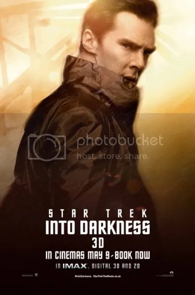 Star Trek John Harrison