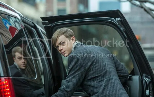 Dane DeHaan en The Amazing Spider-Man 2