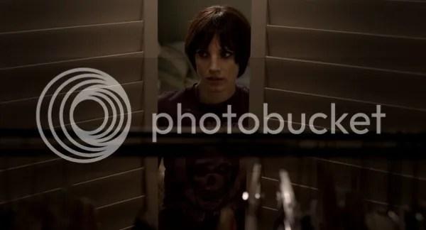 Jessica Chastain en Mama, de Guillermo del Toro