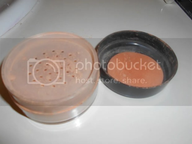 la colors loose powder medium