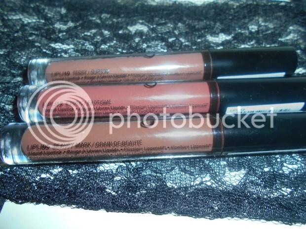 nyx lingerie lipsticks