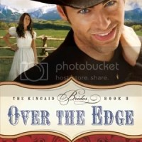 LitFuse Group Blog Tour Review: Over The Edge by Mary Connealy