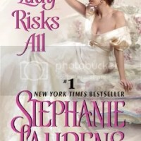 TLC Book Tours Review: The Lady Risks All by Stephanie Laurens