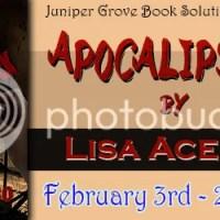 Juniper Grove Spotlight Tour: Apocalipstick by Lisa Acerbo