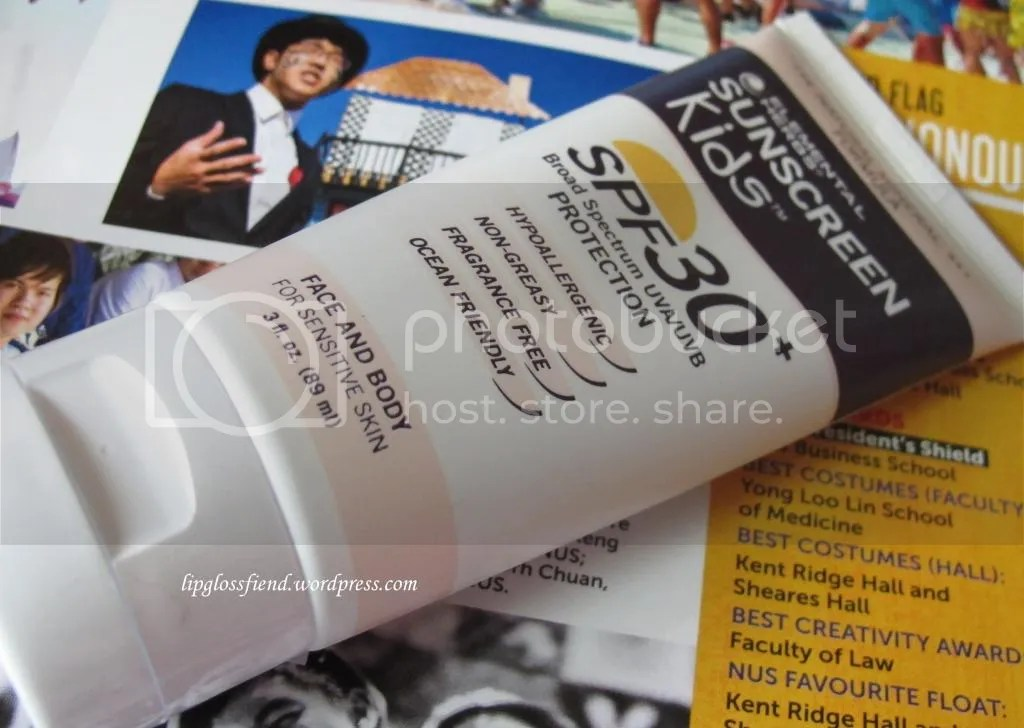 Elemental Herbs zinc oxide sunscreen