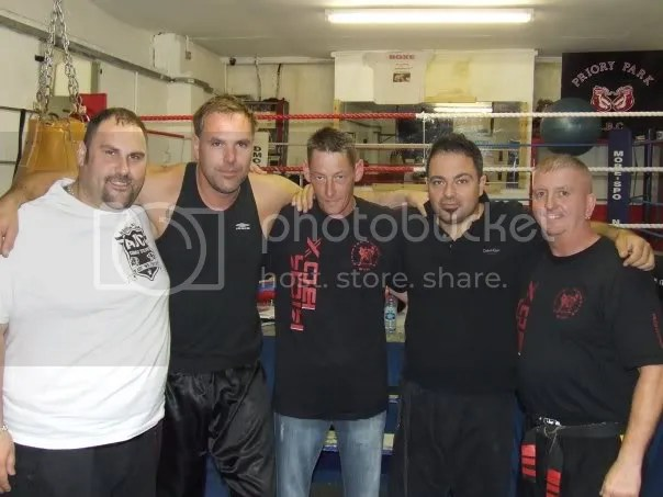 The Lads From Stockton and Chris Crudelli