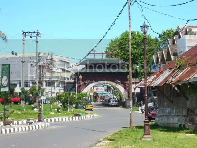 Day 1 - China Town, Bengkulu
