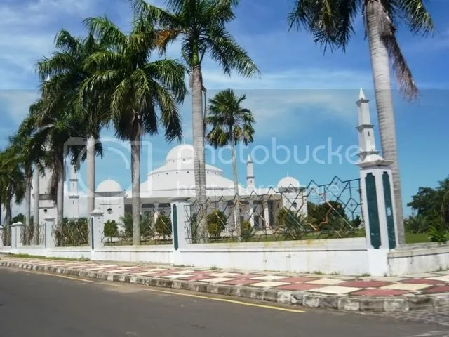 Day 1 - At Taqwa Mosque, Bengkulu