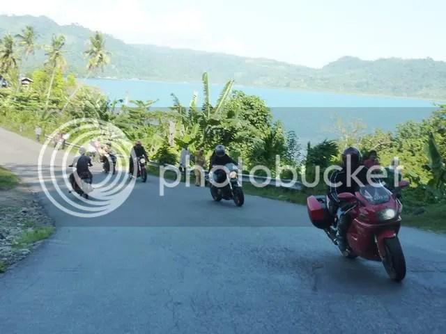 Road to Painan