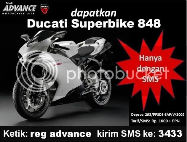 Iklan SMS 848 Widgets