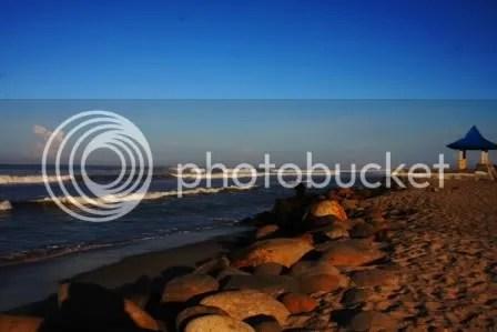 Beautiful Beach at Pasarbantal (about 35 Km before Muko-muko), Bengkulu