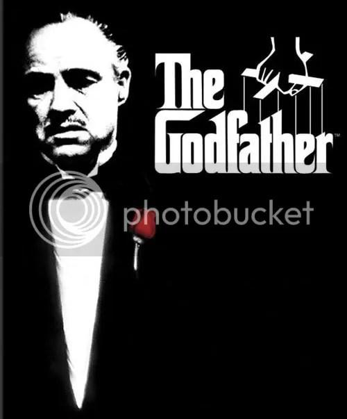 Movie The Godfather Corleone Rizzi Mafia Family Al Pacino Marine Hero