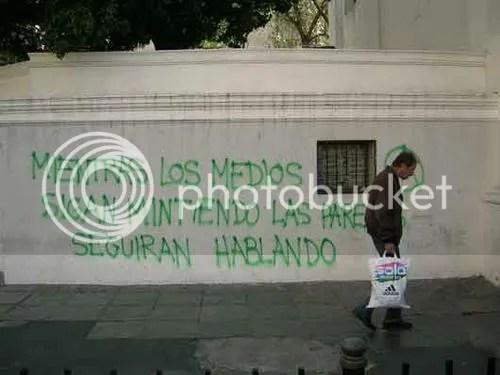graffiti tells the truth, la verdad del graffiti, graffiti y medios