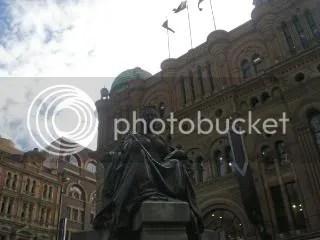 QVB Queen Victoria
