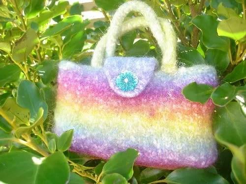 Michaela\'s bag