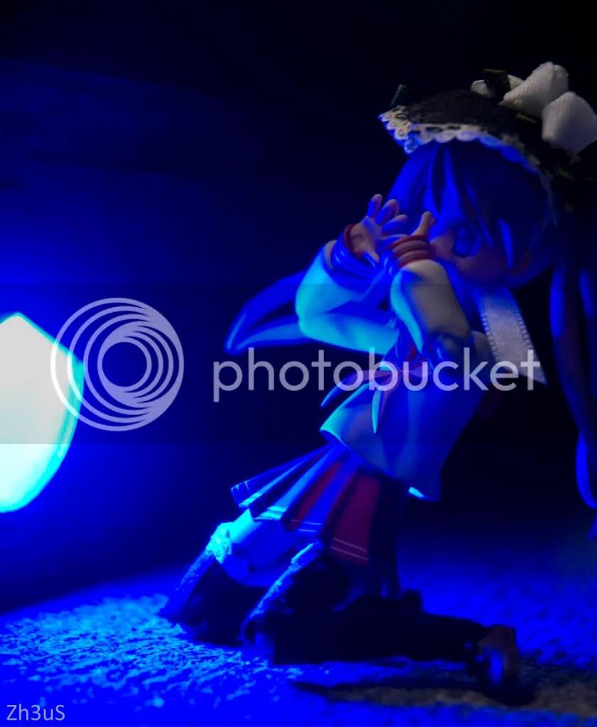 Kagami: AHHHH MY EYES!!!