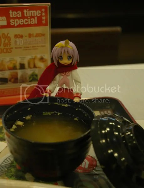 Tsukasa or Miso soup. Which do you prefer?