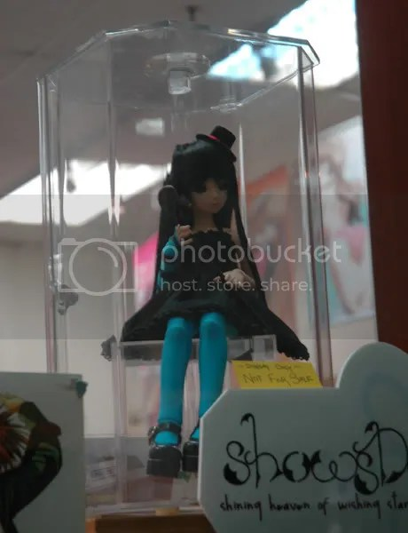 Mio Doll Spotted!