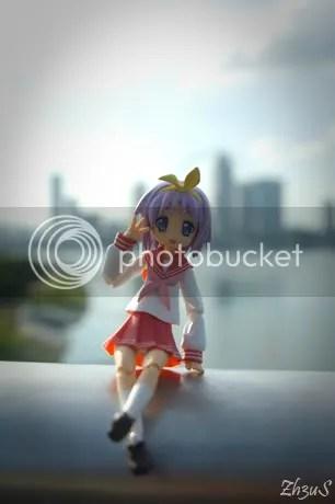 Solo shot of Tsukasa!