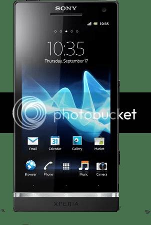Harga Sony Ericsson Xperia S