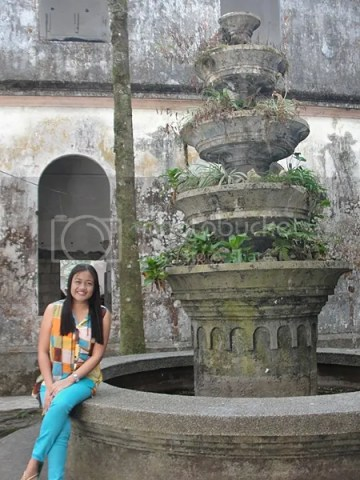 Diplomat Hotel Ruins Baguio Fountain