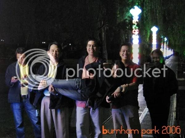 Burnham Park Goofing - Baguio Tour