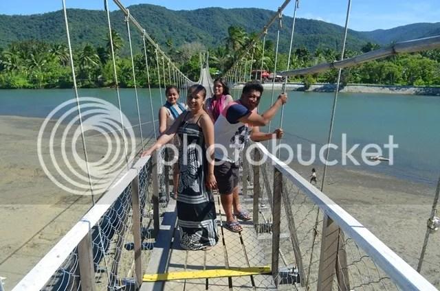 Baler Tour Hanging Bridge