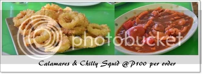 Affordable Seafood Bantayan Island