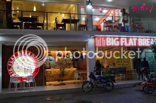 Big Flat Bread Ridges Mabolo Cebu City