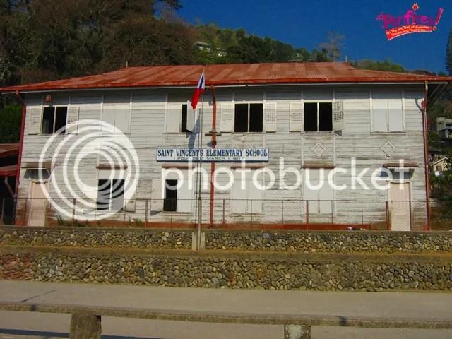 Saint Vincent's Elementray School Bontoc
