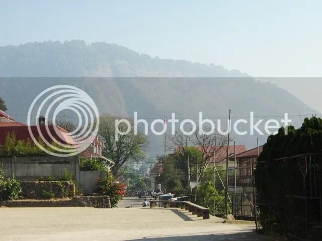 The City of Bontoc