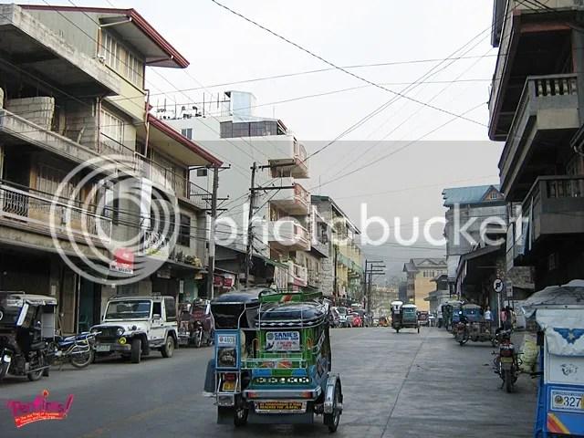 Bontoc Moutain Province City Tour