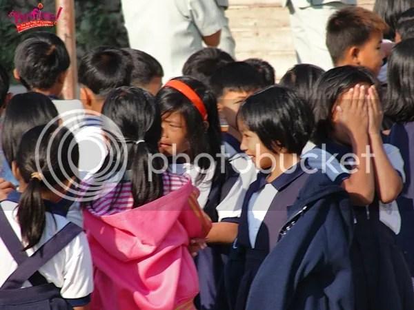 Igorot school children