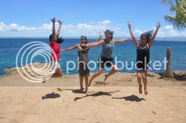 Jump Shots in the beach