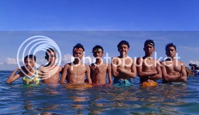 Boys Bod in the beach