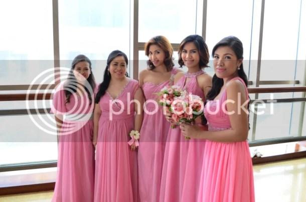 Bridesmaid dresses made in Divisoria