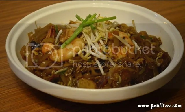 Char Kway Teow in Angeles City Restaurant