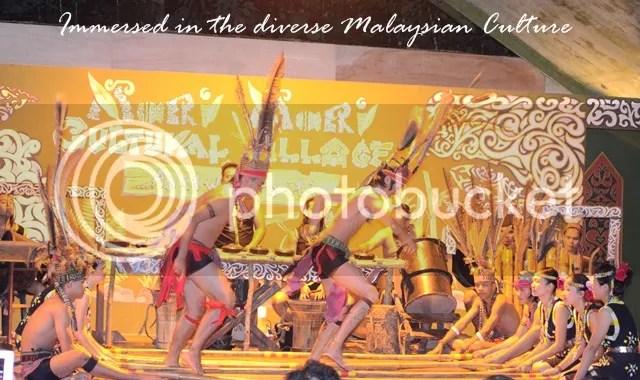 Sabah Cultural Show