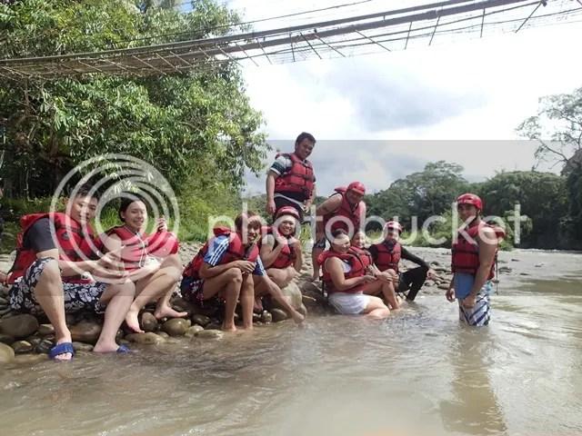Kiulu River Sabah Malaysian Borneo