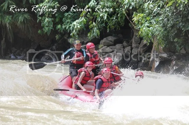 Kiulu River Rafting Experience