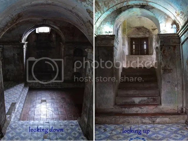 Underground crypt of nagcarlan