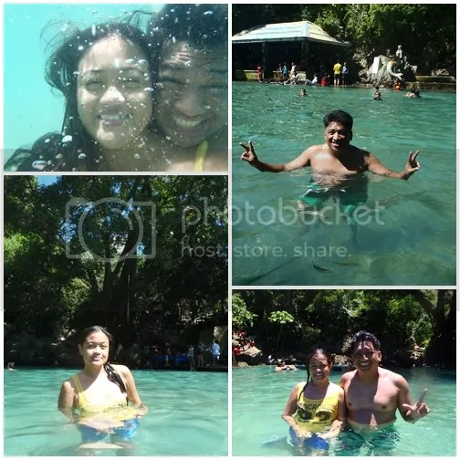 Travel date at Obong Spring