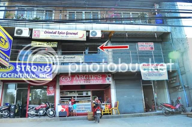 Oriental Spice Gourmet Location in Mactan