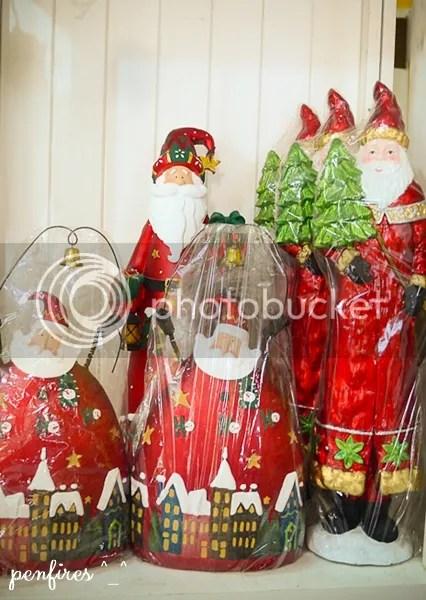 Santa Claus Decors 2014